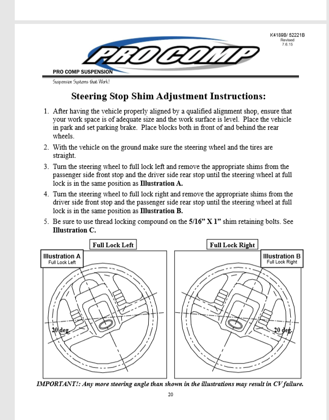Some questions about lift kits (BDS, Zone, Procomp) - Ford F150