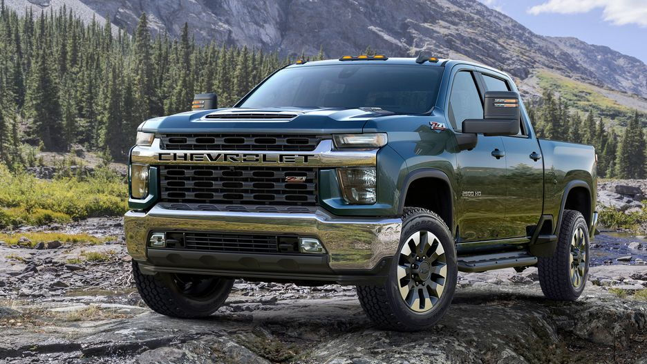 new chevy is one ugly truck...... - Ford F150 Forum ...