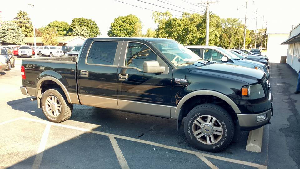 Rear End Popping Sound While Flexing - Ford F150 Forum