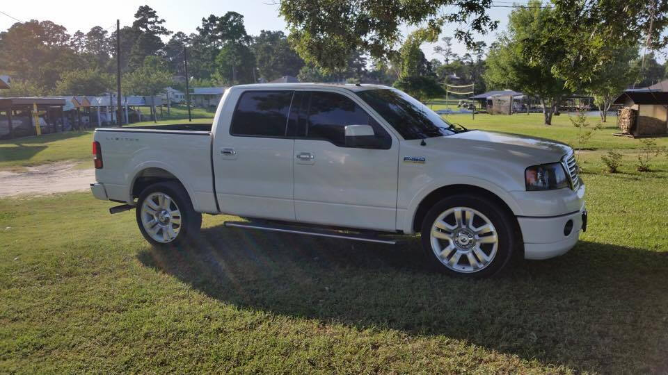 2008 f 150 limited drop ford f150 forum community of ford truck fans. Black Bedroom Furniture Sets. Home Design Ideas