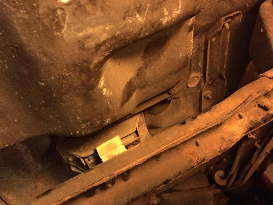 2011 maybach 57 oil pan removal