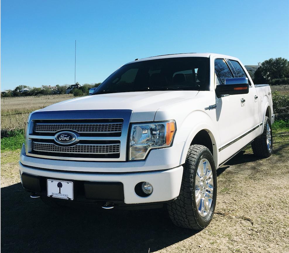 F150 Platinum Platinum: Ford F150 Forum