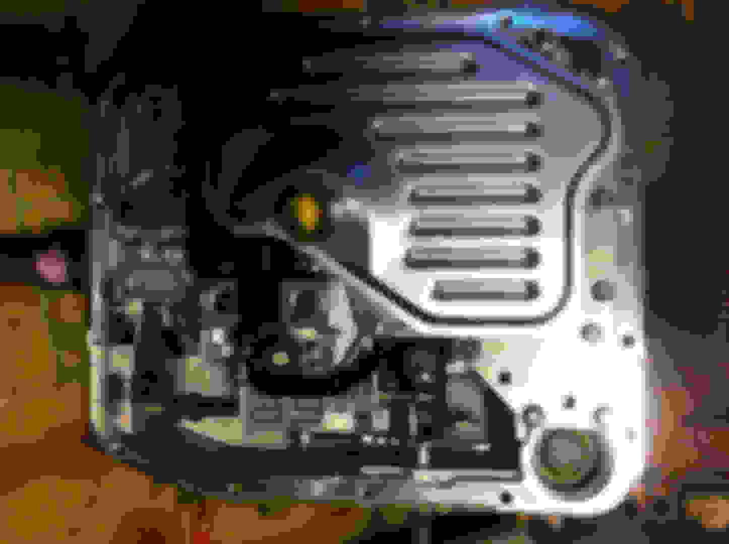 4R75W '04 F150 XLT 4 6L: Flashing OD & Trans Fault