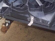 lower drivers side bracket