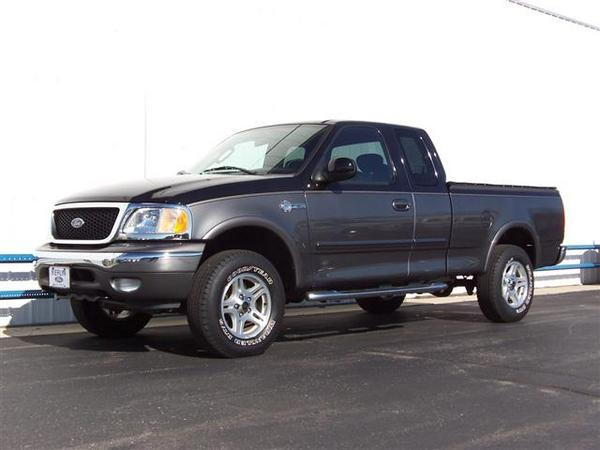 The 2003 F 150 Quot Heritage Edition Quot Only 15 000 Pro Ford