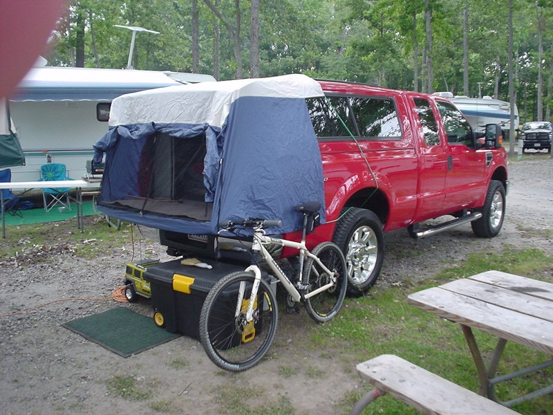 Toyota Virginia Beach >> cap camping? - F150online Forums