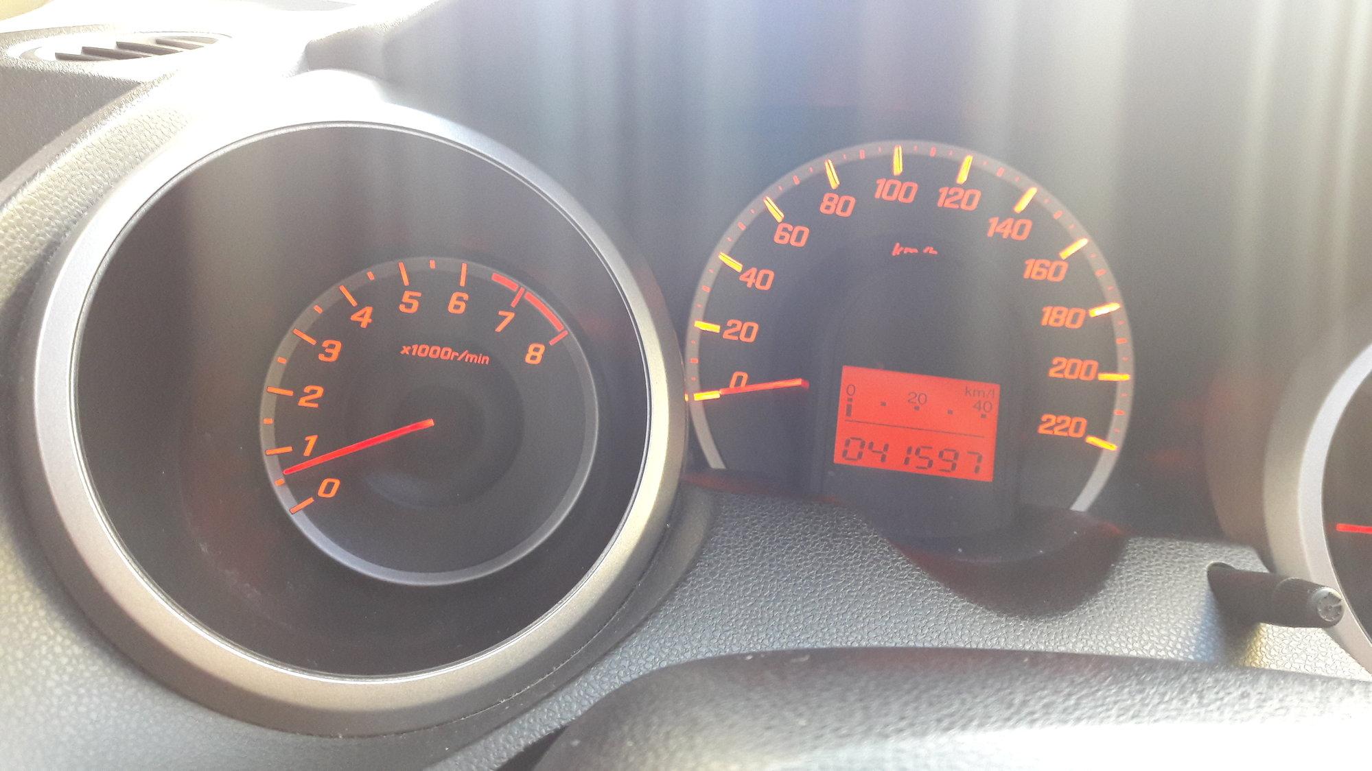 07 Irregular Jerking at a full stop - Unofficial Honda FIT