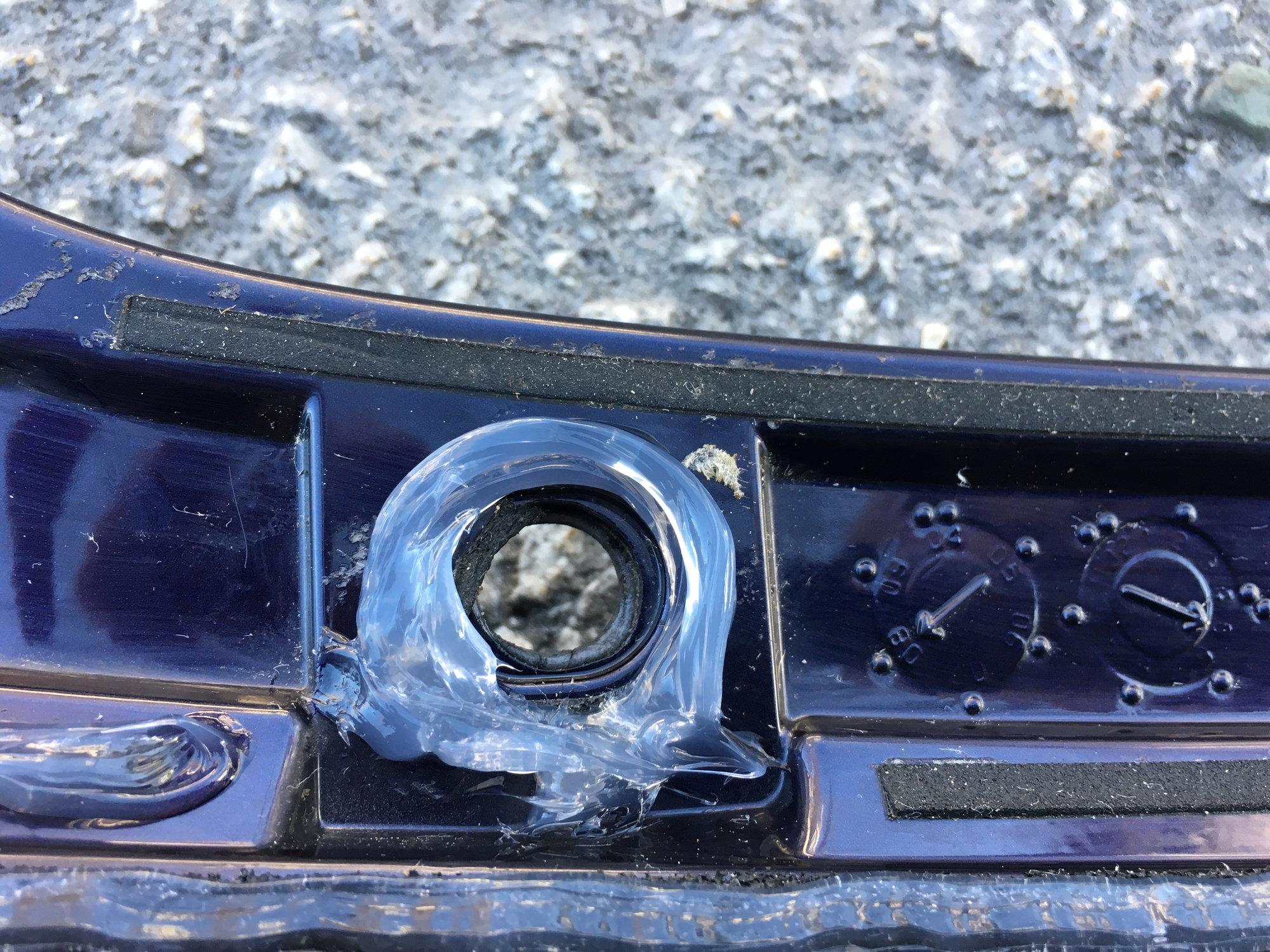 Best Kit BAA2829 Aftermarket Antenna Adapter for Acura//Honda//Mazda Vehicle 2005-12