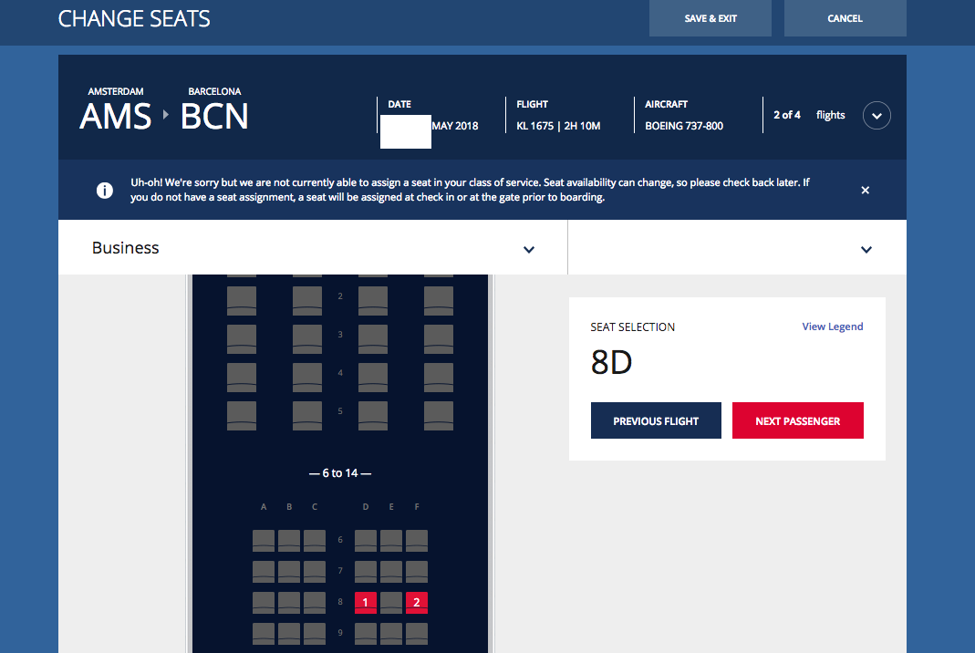 air france seat assignment Answer 1 of 12: hello, i have read many, many posts but decided i needed to register to ask the following question, i have a reservation from lax to cdg (and back) in premium economy on air france.