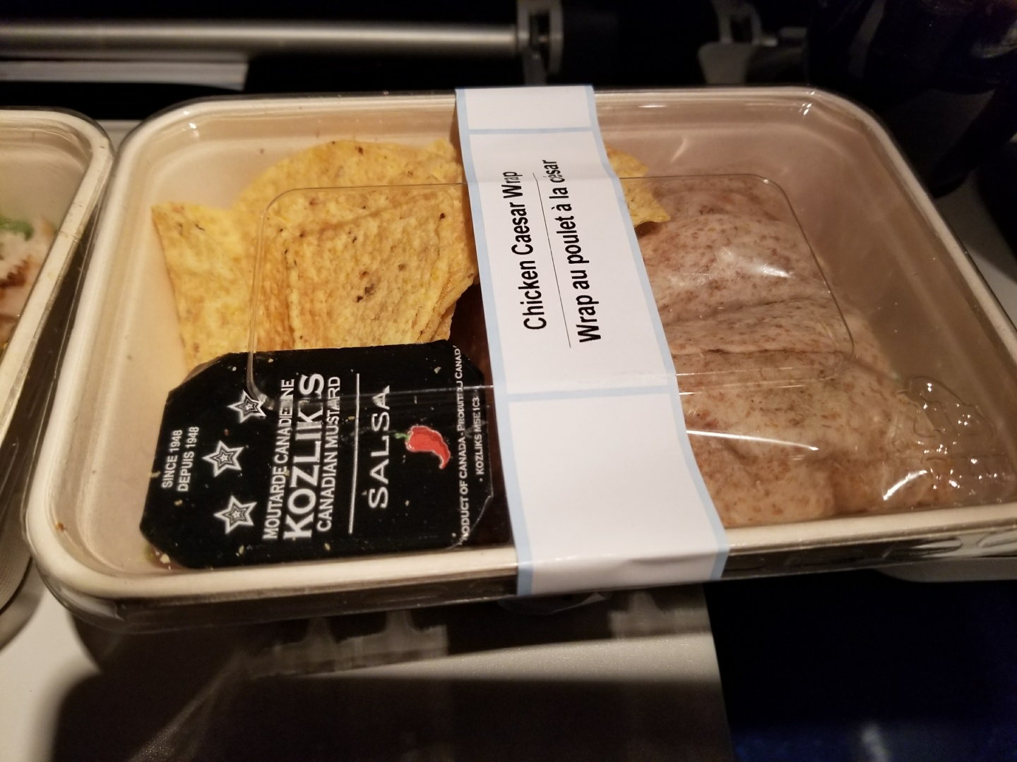 New Food In Plus 737 The Good The Bad And The Ugly