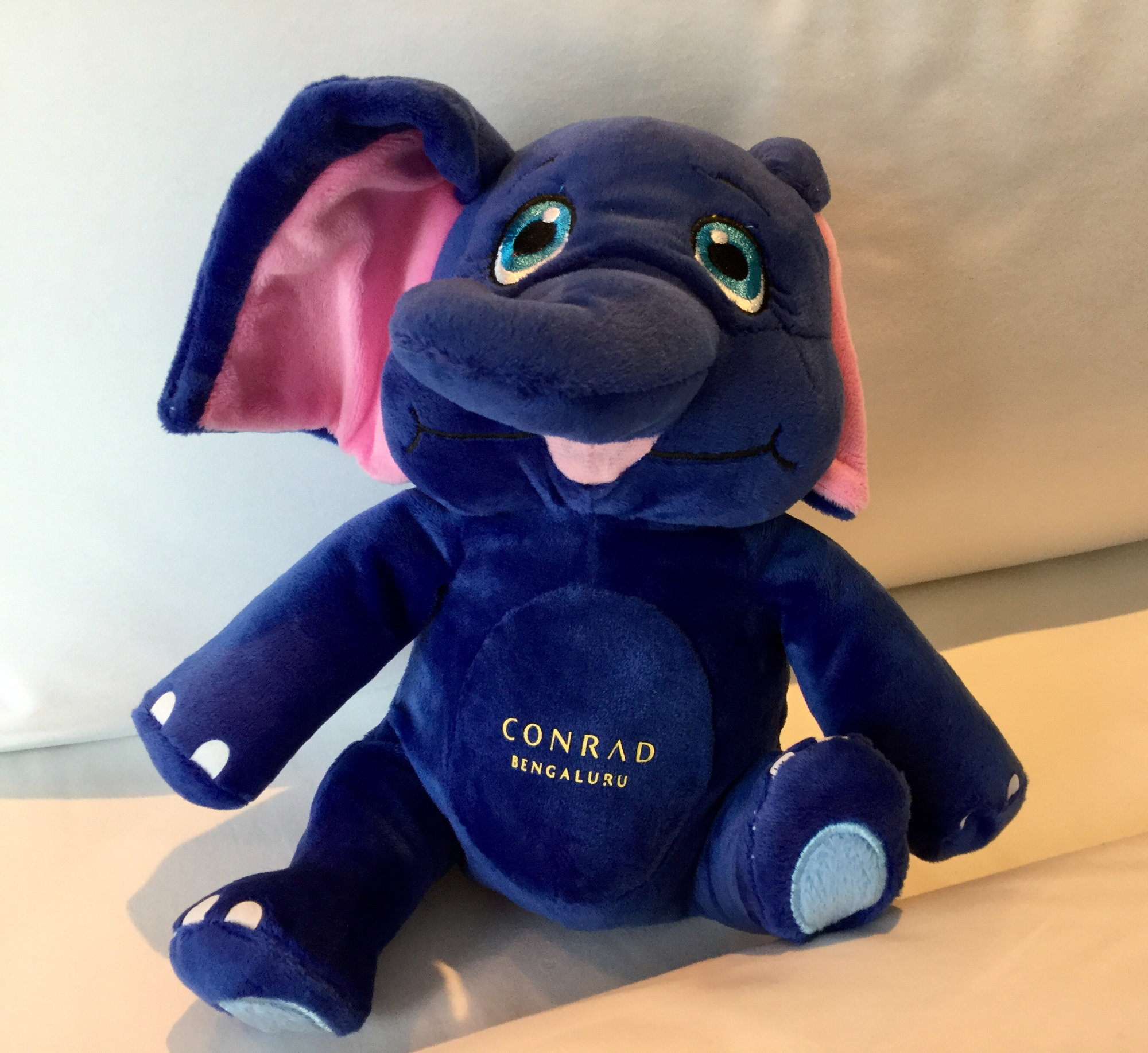 Stuffed Toys From Conrad Hotels Which Ones Do You Have
