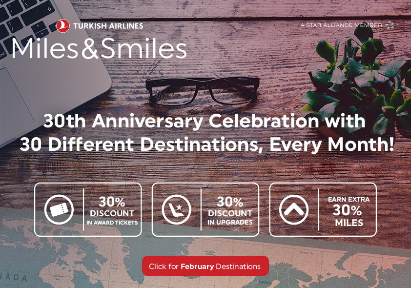 Special offers for 30th Anniversary — 30% discounts or extra