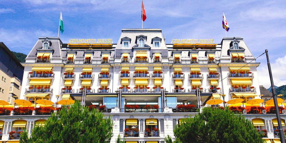 Grand Hôtel Suisse Majestic, Montreux (Joining Autograph Collection