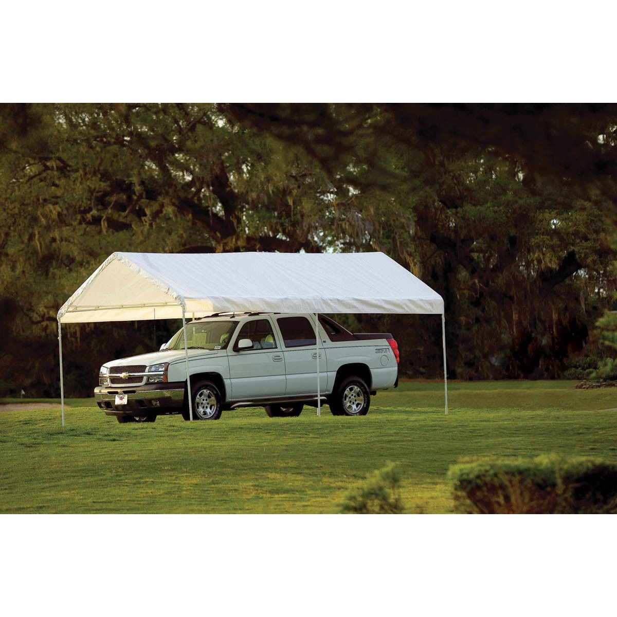 Portable 2 Car Canopy : F lariat cclb l build page ford truck