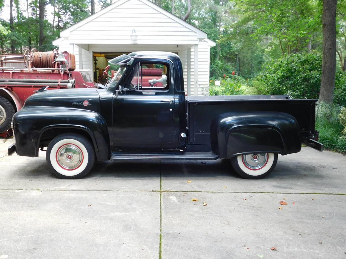 craigslist ad chesapeake va 1955 - Ford Truck Enthusiasts ...