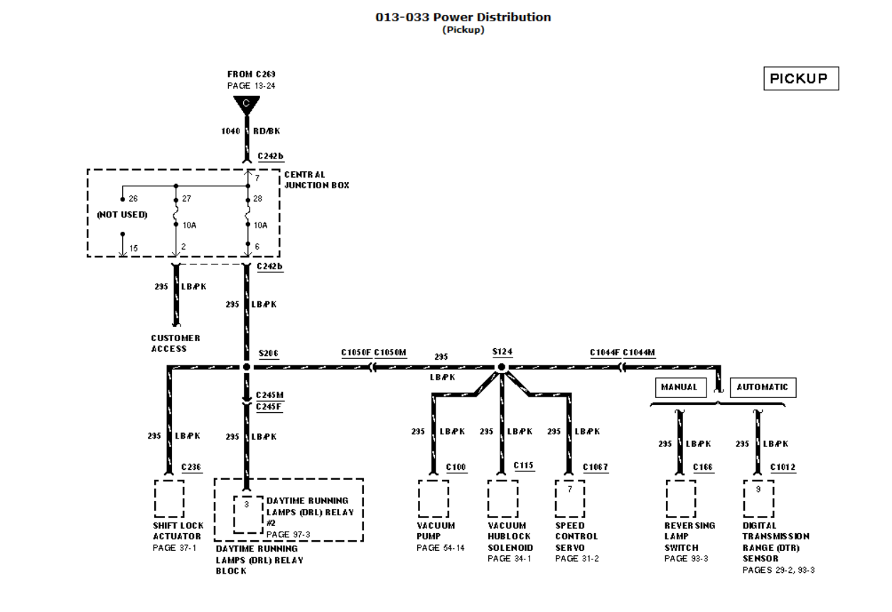 1999 F350 Ac Wiring Diagram Ford Truck Enthusiasts Forums