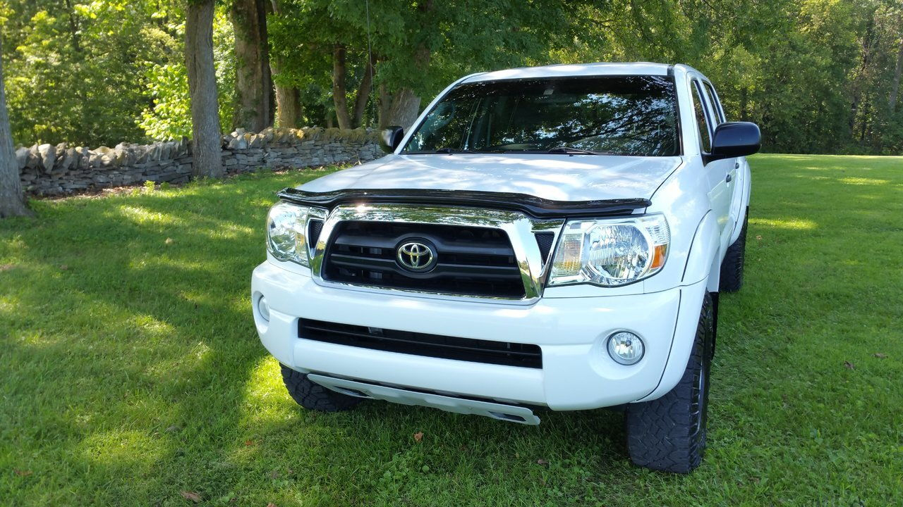 2007 Toyota Tacoma Double Cab Trd Off Road 4x4 Ford