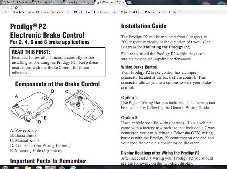 tekonsha sentinel ke controller wiring diagram website of tekonsha wiring diagram