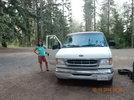 Ford Stealth Van Camper