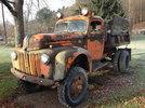 1942 Marmon Herrington Ford 1.5 ton
