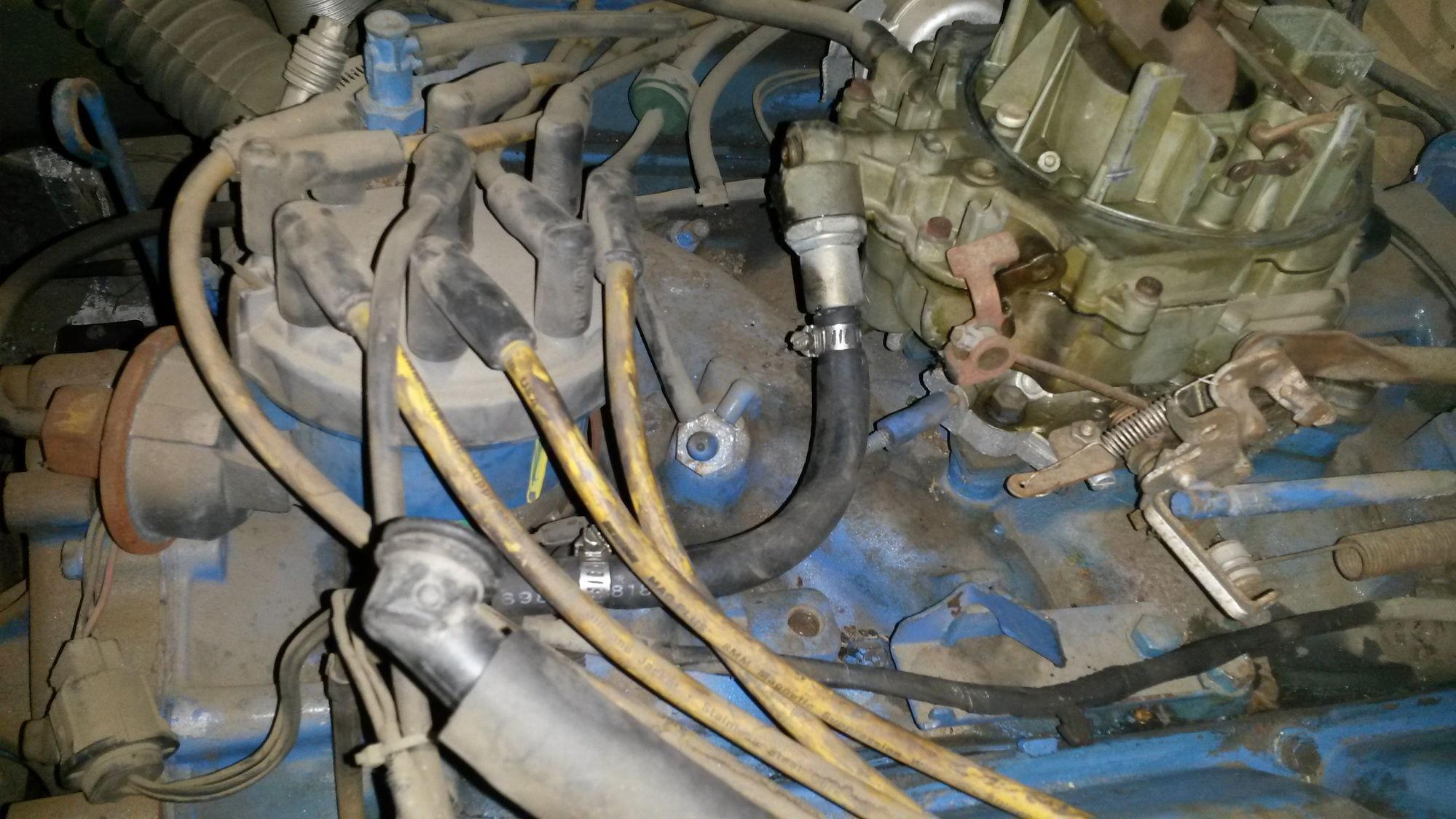 1978 Ford 351m Vacuum Diagram Further 78 Ford Bronco Vacuum Diagram