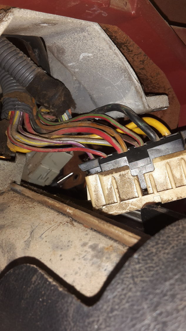 1982 F-150 need ignition switch picture-wire placement-on ...
