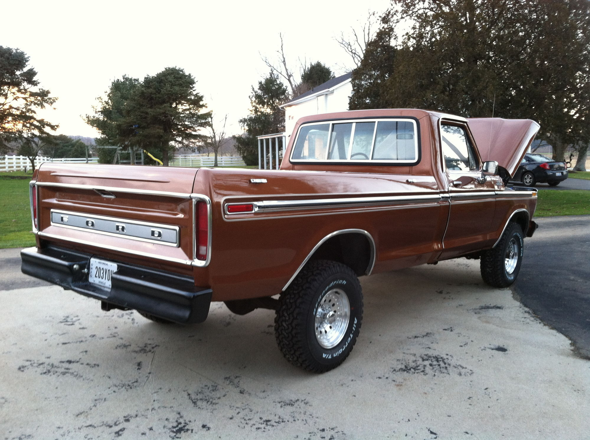 What 4x4 Should I Keep 1978 F150 1977 F250 Ford Truck