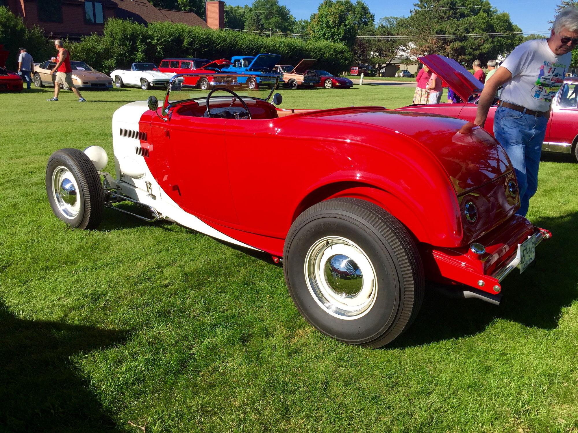Rochester Eagles Club Car Show
