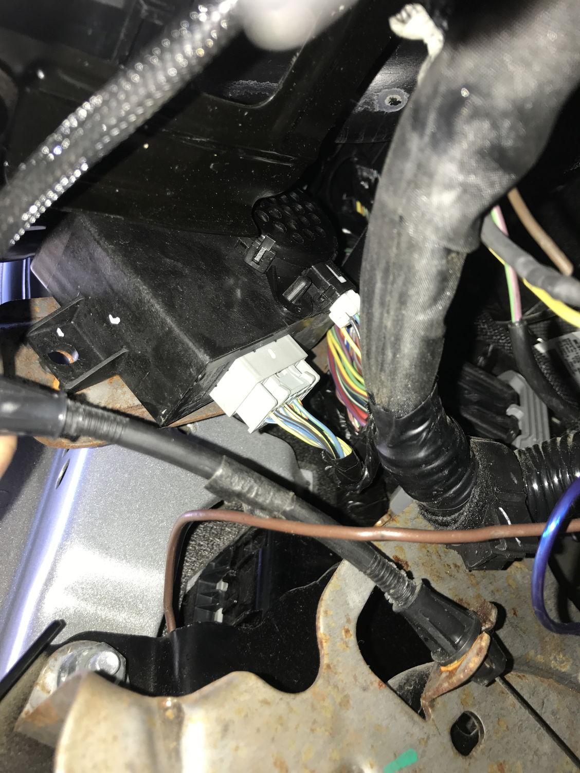 2011 F350 Rear Parking Sensor Problems
