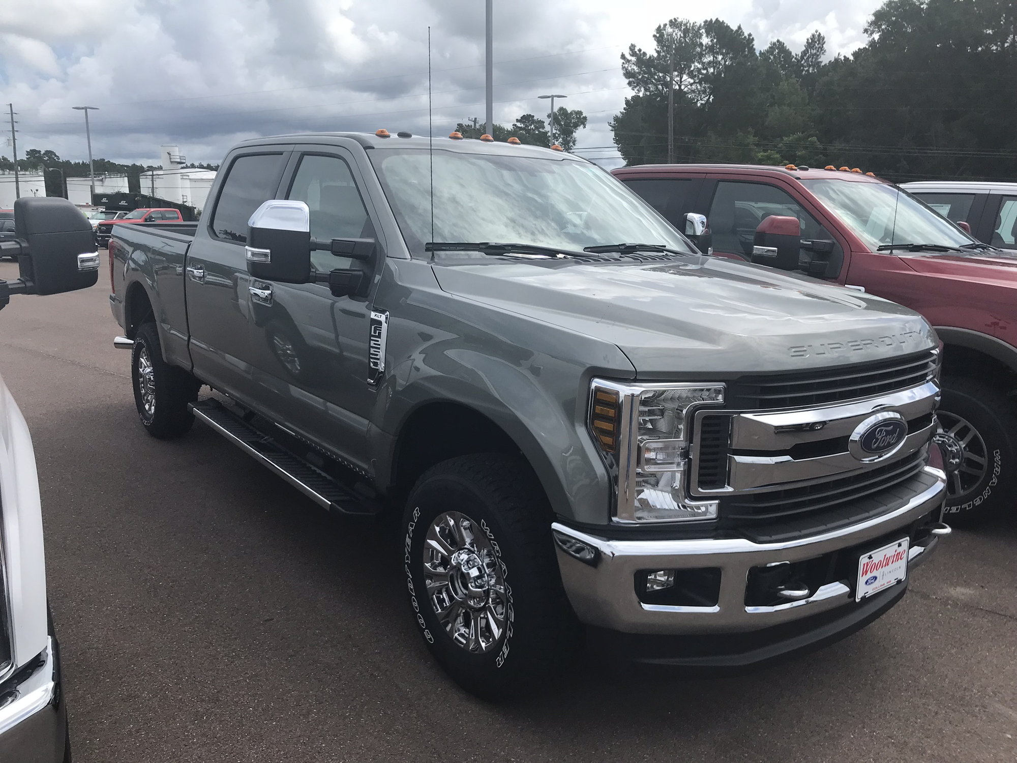 F250 2019 >> Silver Spruce F250 XLT - Ford Truck Enthusiasts Forums
