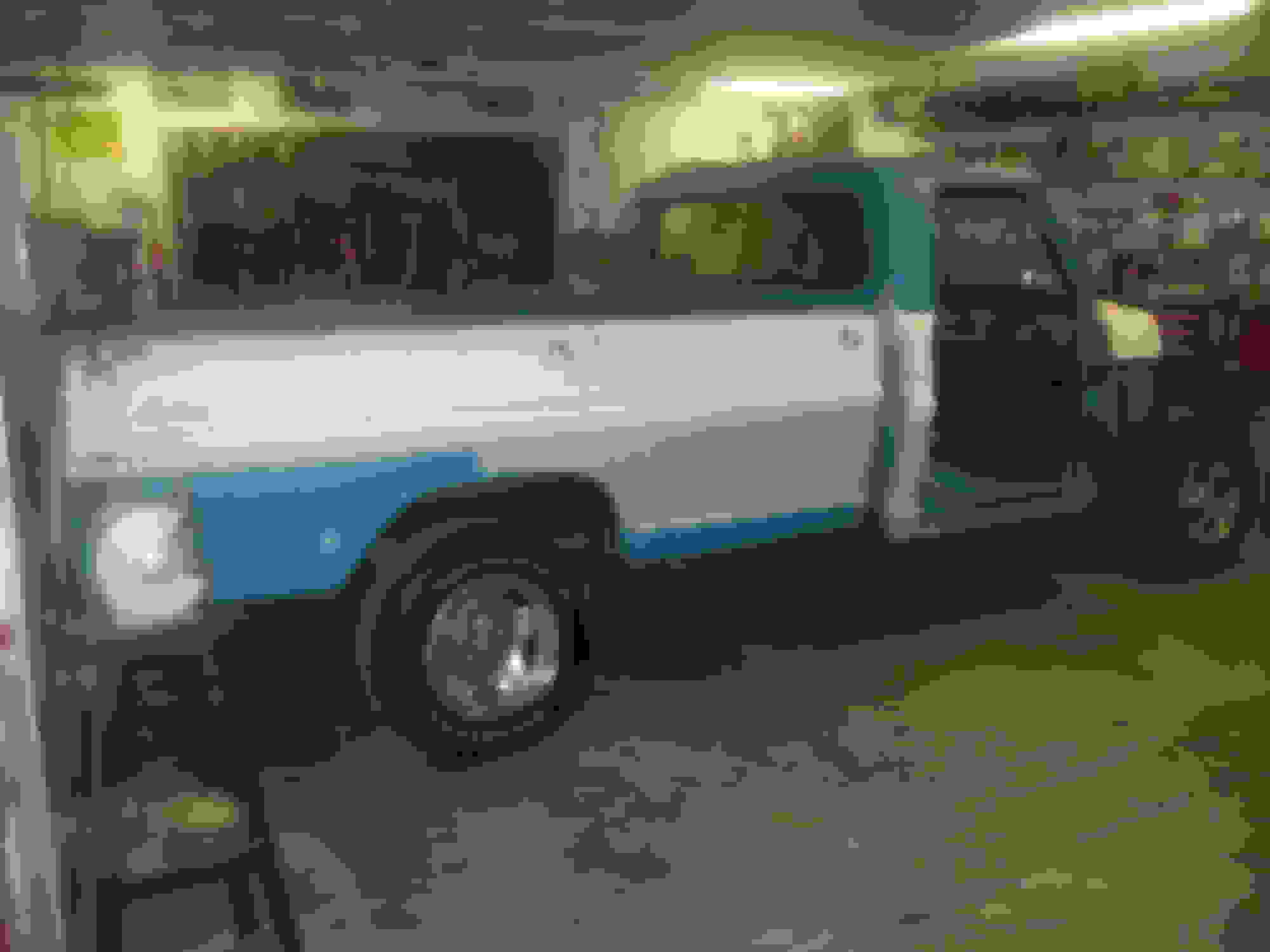 Chassis Swap 1972 onto a 2002 - Ford Truck Enthusiasts Forums