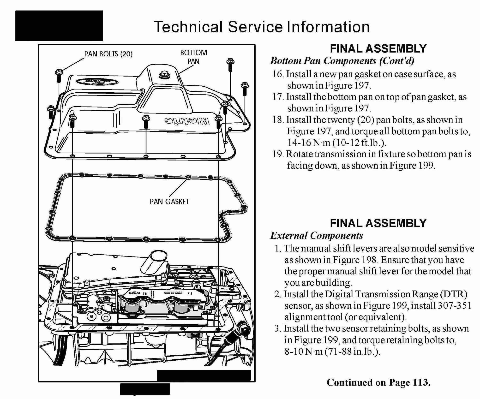 7 3 tranny fluid change - Ford Truck Enthusiasts Forums