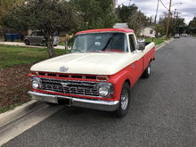 My 65 Ford F100