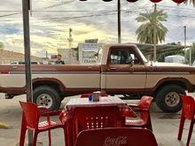taco stand, Algodones, BC, MX