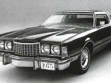 Blackbird  1975 Ford Thunderbird