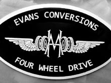 Evans Conversion Badge3