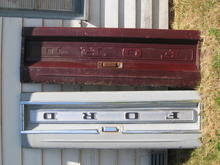 67 72 Ford Tailgates