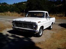 1969 F100