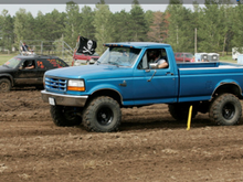 2wd to 4wd Ttb conversion