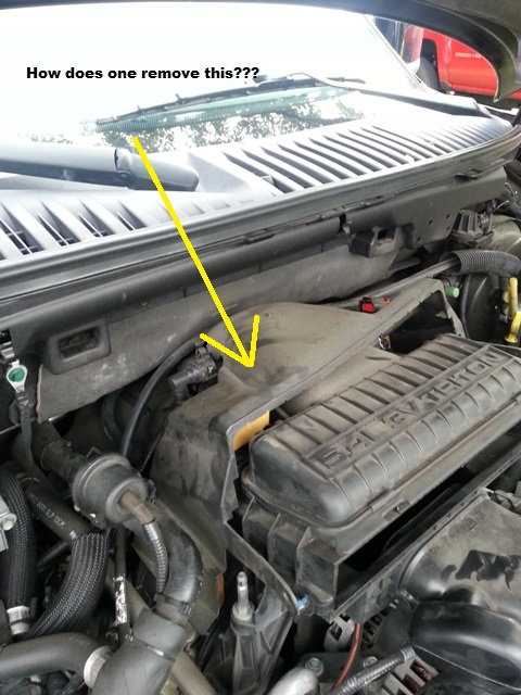 2005 Navigator ENGINE FAILSAFE MODE - Ford Truck Enthusiasts