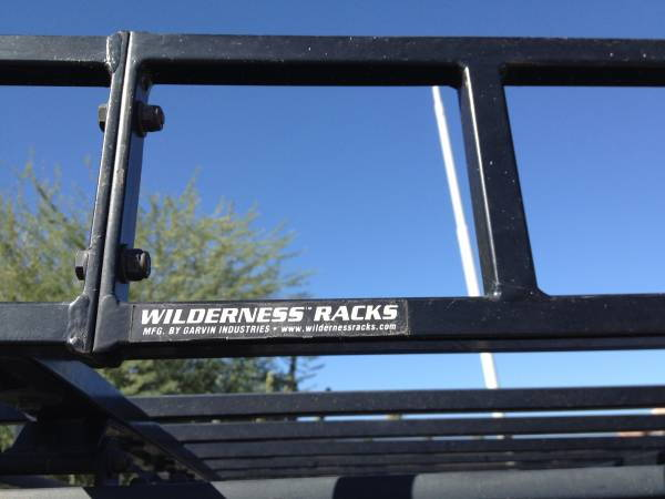 Garvin Wilderness Rack - Ford Truck Enthusiasts Forums