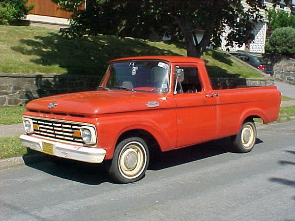 1963 ford f100 unibody shortbox ford truck enthusiasts. Black Bedroom Furniture Sets. Home Design Ideas