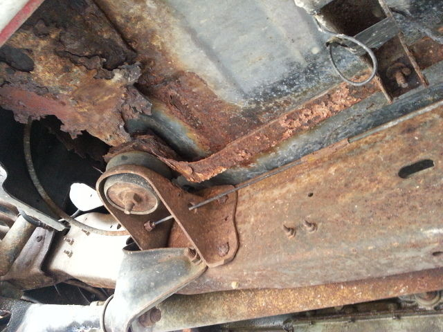 Welder For Cab Mount Repair Ford Truck Enthusiasts Forums