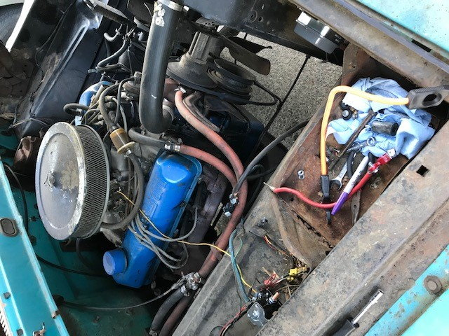1970 F100 Alternator Wiring Problem Ford Truck Enthusiasts Forums