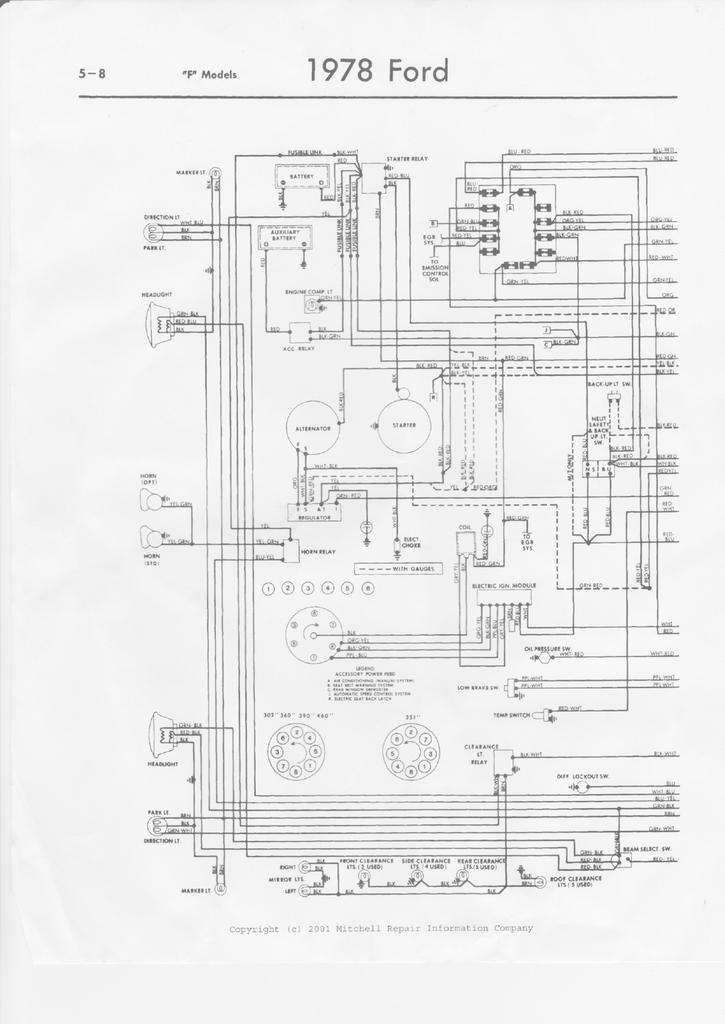 1978 f250 460 zf5 swap  build - page 8