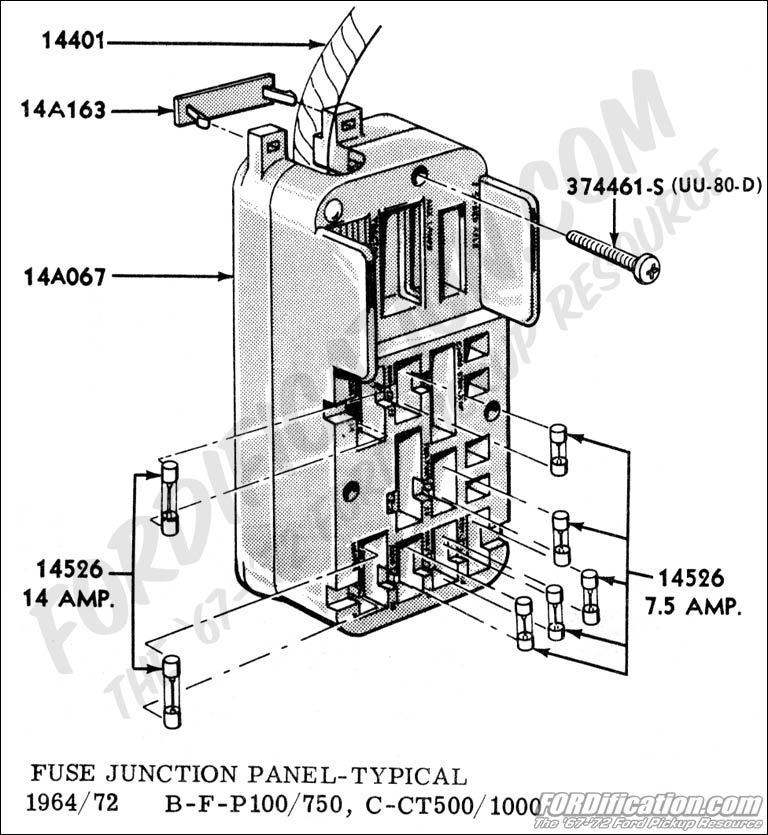 fuse panel question - ford truck enthusiasts forums  ford truck enthusiasts