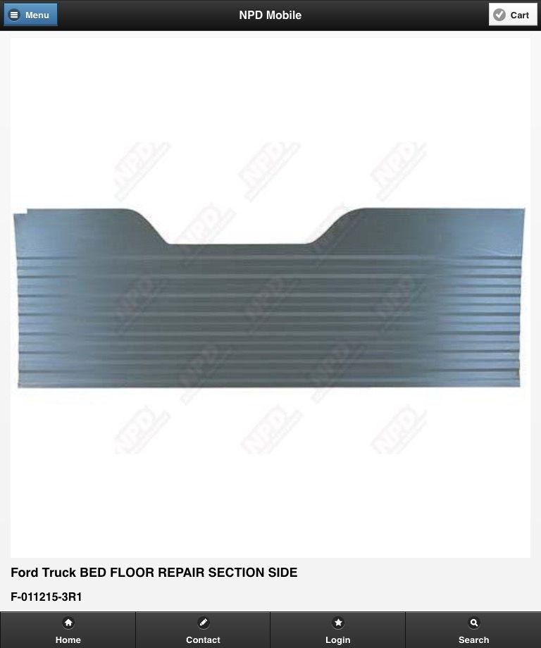Replacement Truck Bed Floor Panels