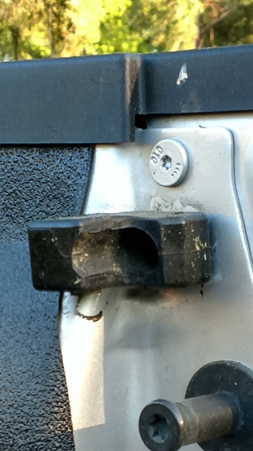 Tailgate Bushings     - Ford Truck Enthusiasts Forums