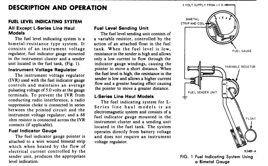 1978 f350 fuel sending unit wiring problem - ford truck enthusiasts forums  ford truck enthusiasts