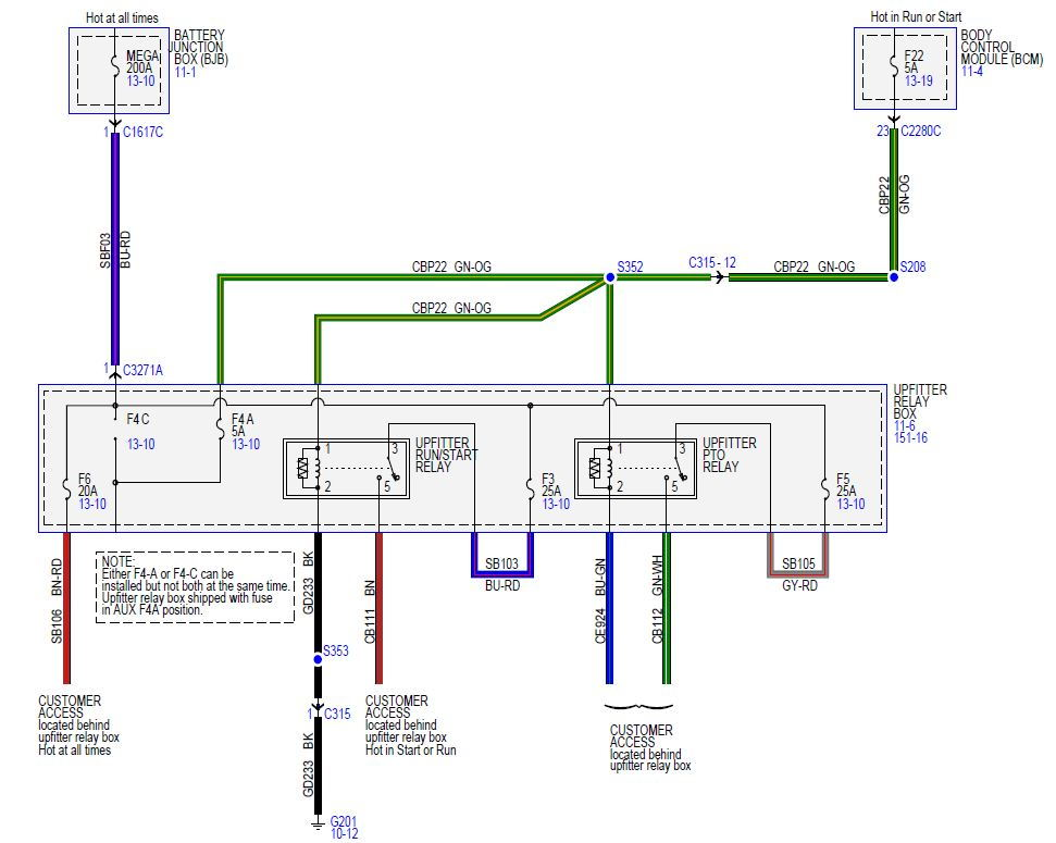 [DIAGRAM_38YU]  Ford Upfitter Switches Wiring Diagram - Bmw 328ci Engine Diagram for Wiring  Diagram Schematics | Ford Upfitter Switch Wiring Directions |  | Wiring Diagram Schematics